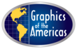 Graphics of the Americas 2018 logo